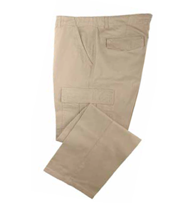 Pantalón Cargo Gabardina