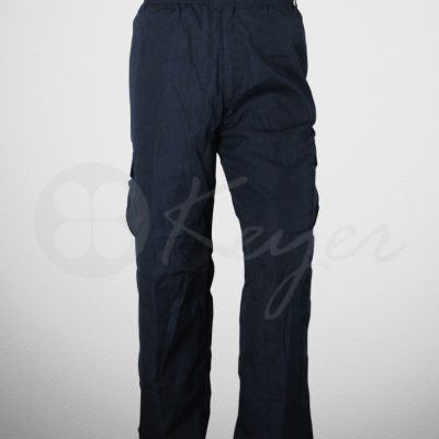pantalón cargo forro polar