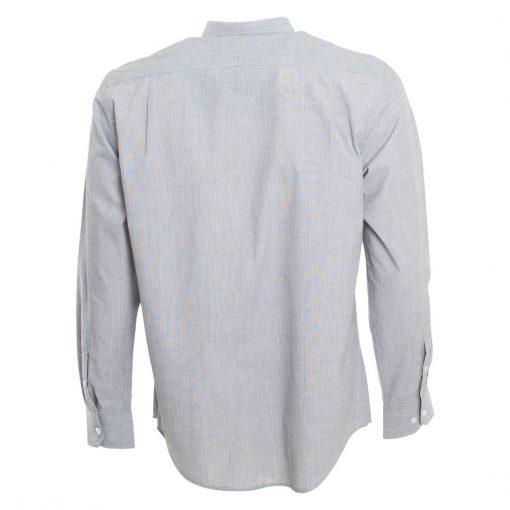 camisa fil a fil fit