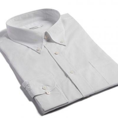 camisa oxford 80% Algodón