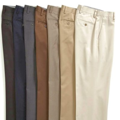 Pantalones Corporativos