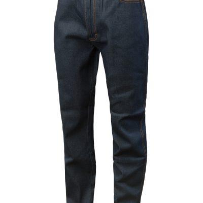 jeans mezclilla cruda